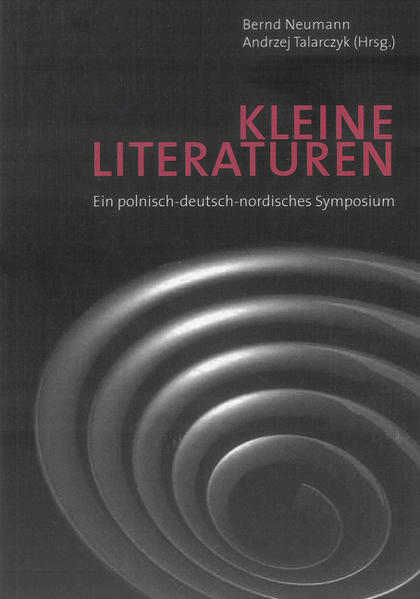 Kleine Literaturen - Coverbild