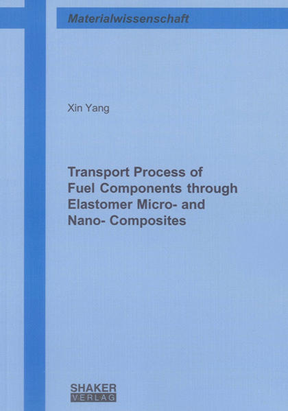 Transport Process of Fuel Components through Elastomer Micro- and Nano- Composites - Coverbild
