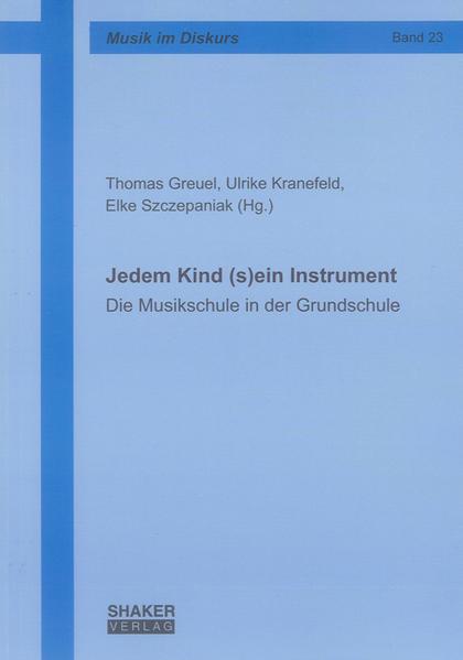 Jedem Kind (s)ein Instrument - Coverbild