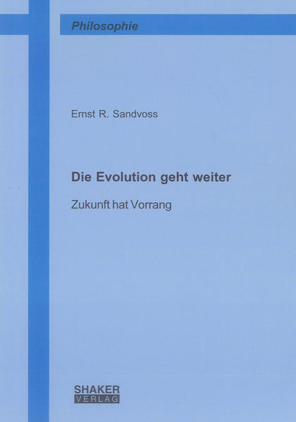 Die Evolution geht weiter - Coverbild