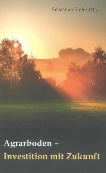 Agrarboden – Investition mit Zukunft - Coverbild