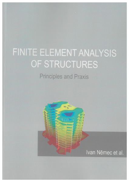 Finite Element Analysis of Structures - Coverbild