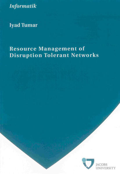 Resource Management of Disruption Tolerant Networks - Coverbild