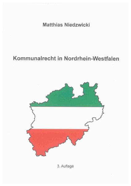 Kommunalrecht in Nordrhein-Westfalen - Coverbild