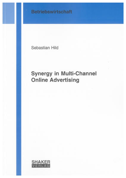 Synergy in Multi-Channel Online Advertising - Coverbild