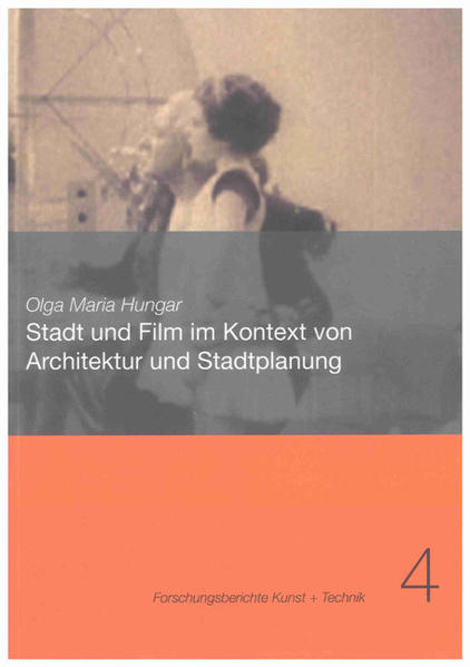 Stadt und Film - Coverbild