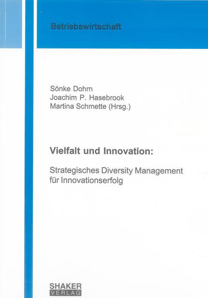 Vielfalt und Innovation: - Coverbild