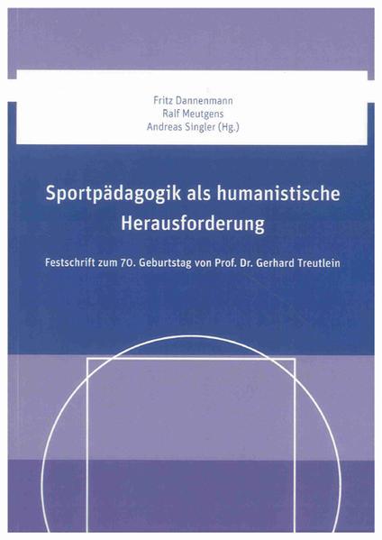 Sportpädagogik als humanistische Herausforderung - Coverbild