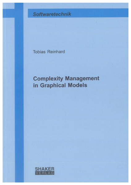 Complexity Management in Graphical Models - Coverbild