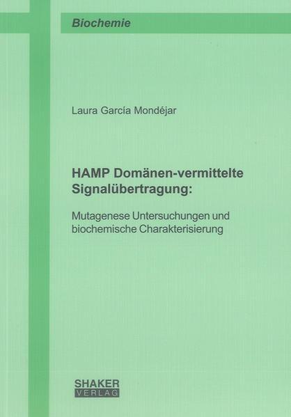 HAMP Domänen-vermittelte Signalübertragung: - Coverbild