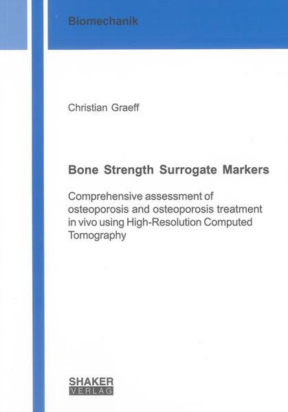 Bone Strength Surrogate Markers - Coverbild