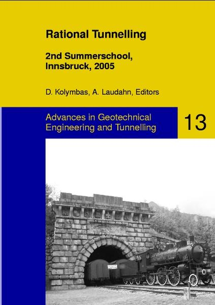Rational Tunnelling -- 2nd Summerschool, Innsbruck, 2005 - Coverbild