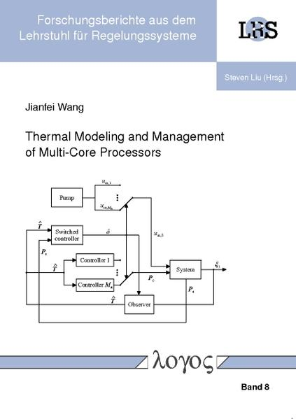 Thermal Modeling and Management of Multi-Core Processors - Coverbild