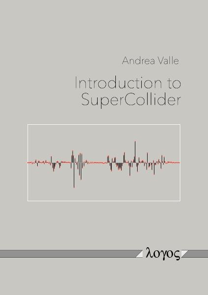 Introduction to SuperCollider - Coverbild