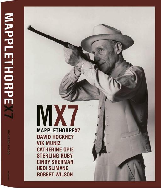Mapplethorpe X7 - Coverbild