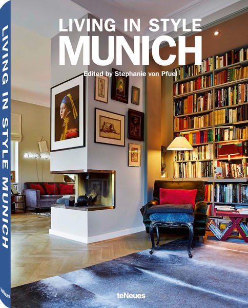 Living in Style Munich - Coverbild