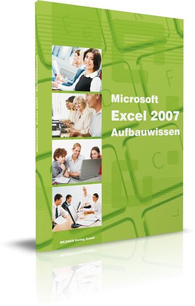 Excel 2007 - Aufbauwissen - Coverbild