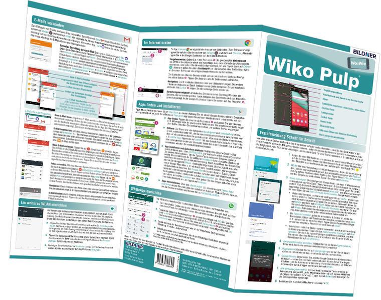Wiko Pulp - der leichte Einstieg! - Coverbild