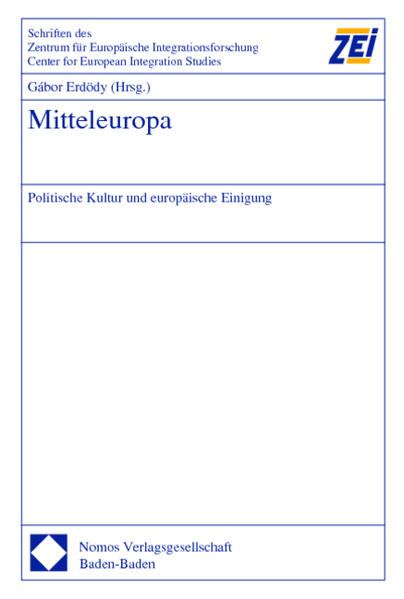 Mitteleuropa - Coverbild