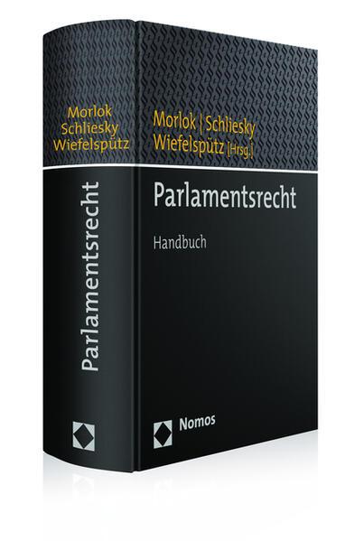 Parlamentsrecht - Coverbild