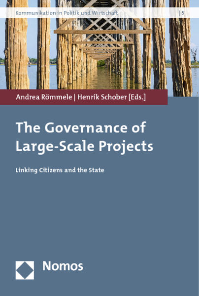 The Governance of Large-Scale Projects - Coverbild