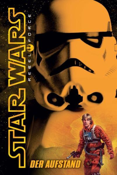 Star Wars Rebel Force - Coverbild