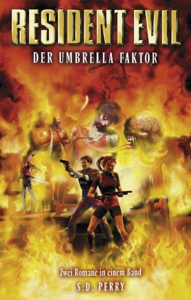 Resident Evil Sammelband 2 - Coverbild