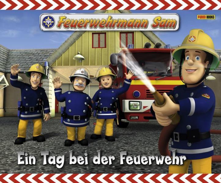 Feuerwehrmann Sam Geschichtenbuch - Coverbild