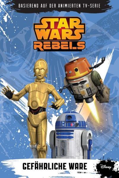 STAR WARS Rebels (Episodenroman zur TV-Serie) - Coverbild
