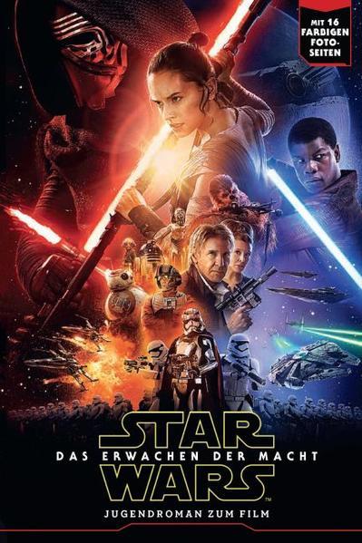 Kostenloses Epub-Buch Star Wars Episode VII, Jugendroman zum Film
