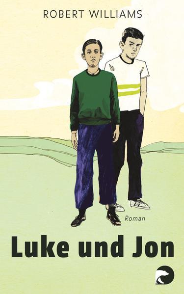 Luke und Jon - Coverbild