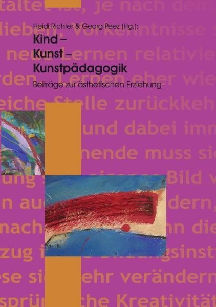 Kind - Kunst - Kunstpädagogik - Coverbild