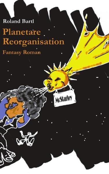 Planetare Reorganisation - Coverbild