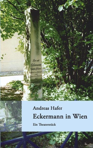 Eckermann in Wien - Coverbild