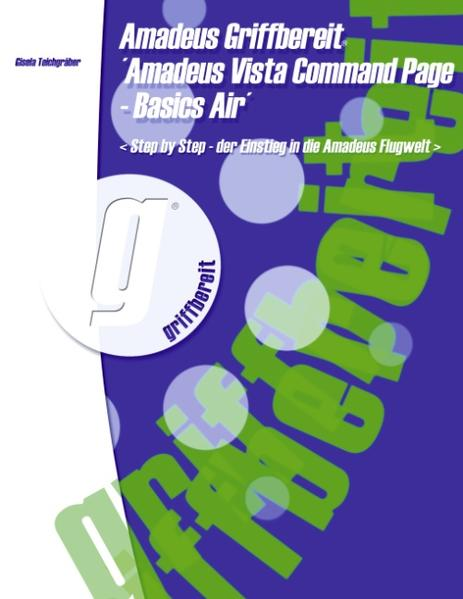 Amadeus Griffbereit - Amadeus Vista Command Page - Basics Air - Coverbild