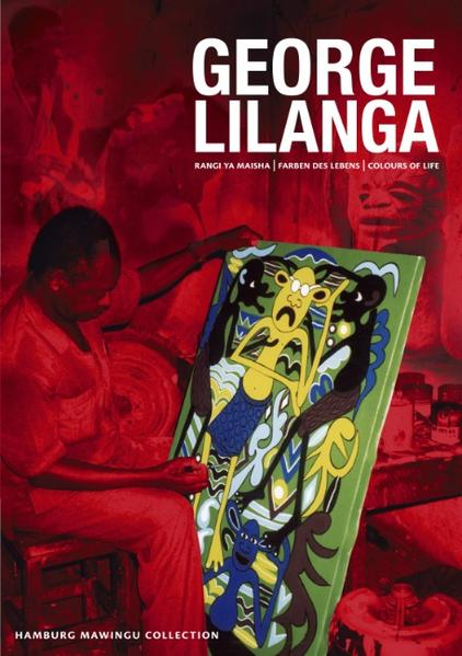 George Lilanga - Coverbild