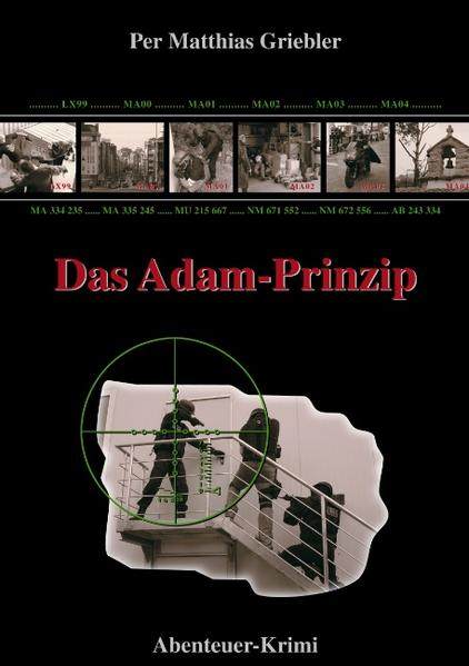 Das Adam-Prinzip - Coverbild