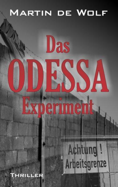 Das Odessa-Experiment - Coverbild