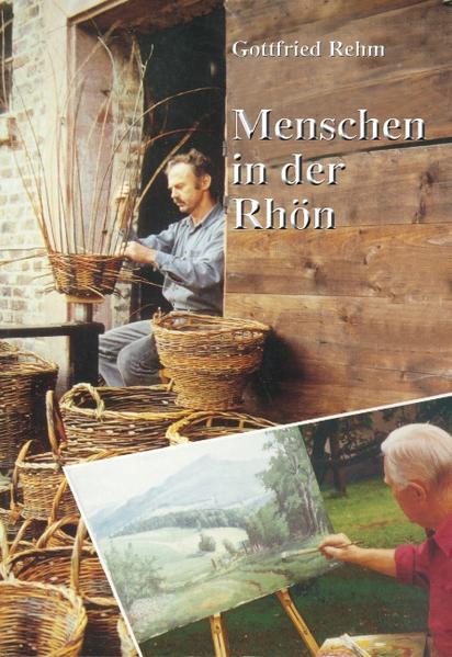 Menschen in der Rhön - Coverbild