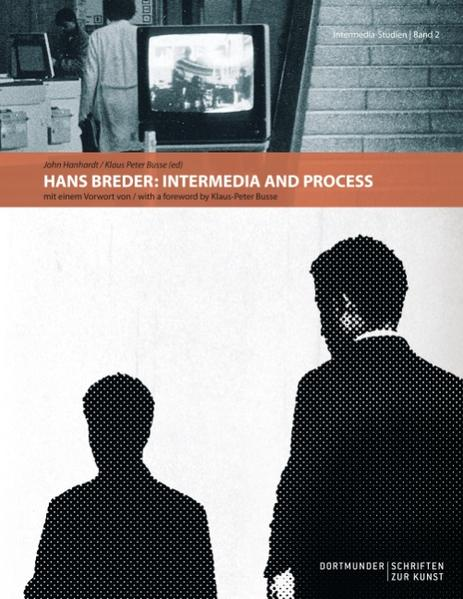 Hans Breder: Intermedia and Process - Coverbild