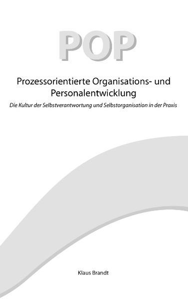 Prozessorientierte Organisations- und Personalentwicklung POP - Coverbild