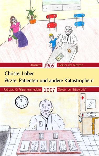 Ärzte, Patienten und andere Katastrophen - Coverbild