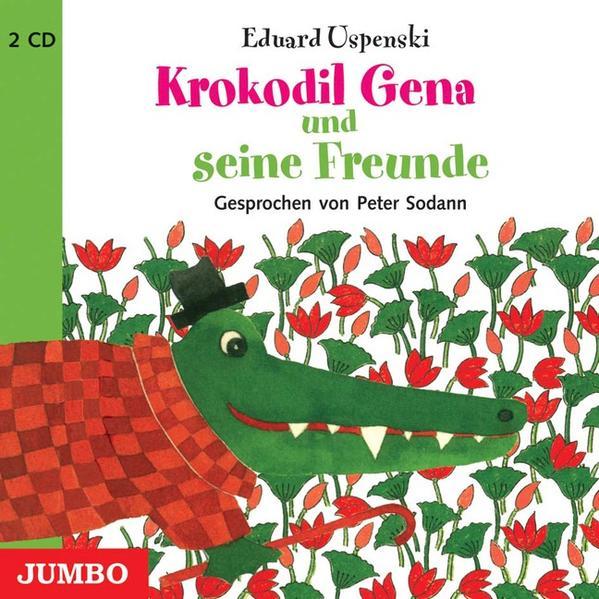 Krokodil Gena und seine Freunde - Coverbild