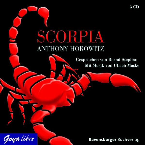 Scorpia - Coverbild