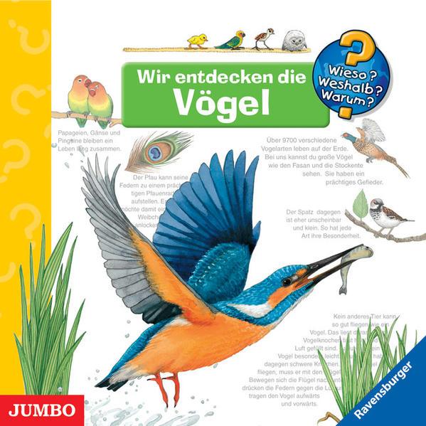 Wir entdecken die Vögel - Coverbild