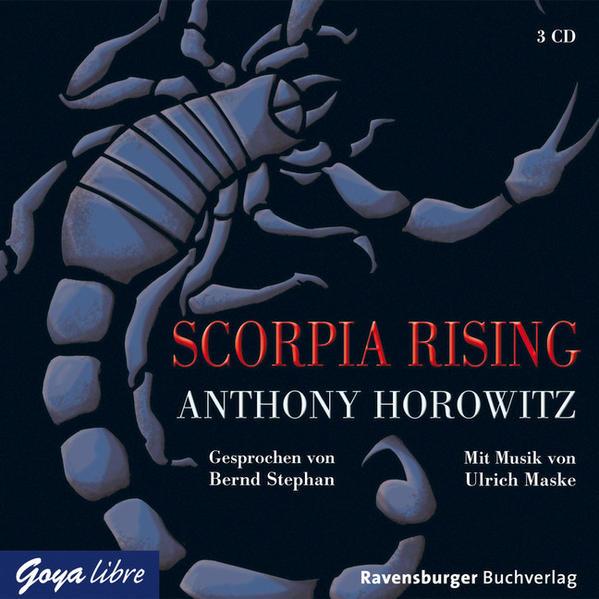 Scorpia Rising - Coverbild