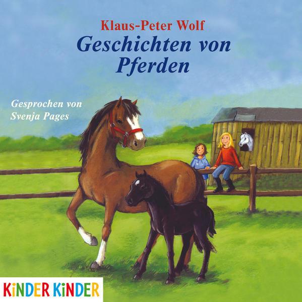 Geschichten von Pferden - Coverbild