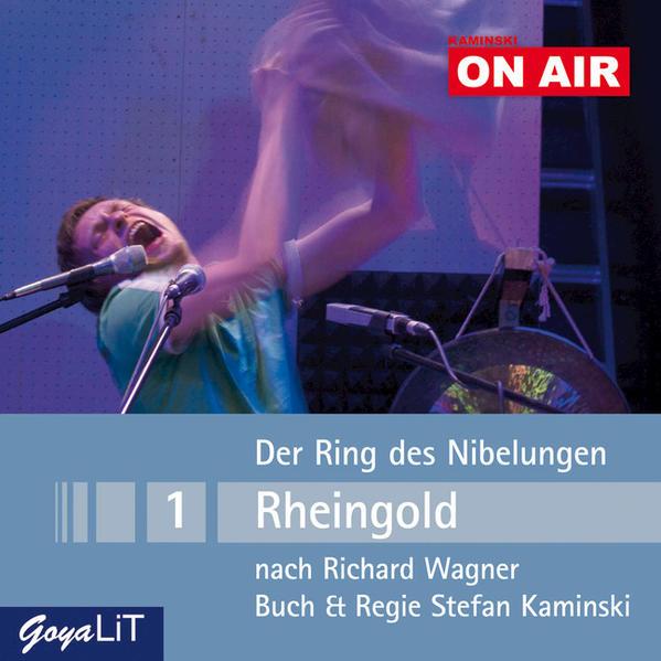 Der Ring des Nibelungen - Rheingold - Coverbild