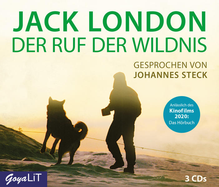 Der Ruf der Wildnis - Coverbild