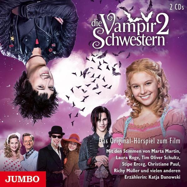 Die Vampirschwestern 2 - Coverbild
